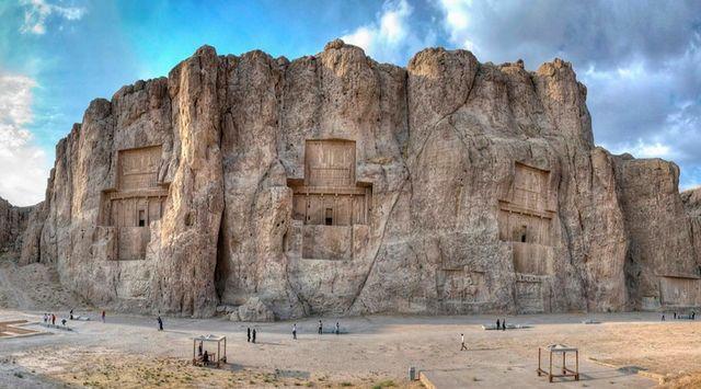 Rock-cut Tombs of Achaemenid Dynasty