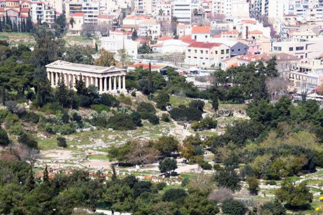 Agora of Athens (2nd century BCE-150 CE)