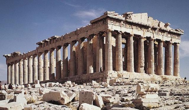 Parthenon (447-432 BCE)