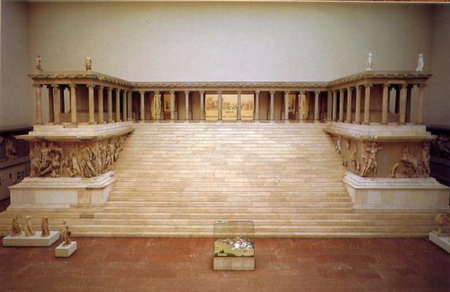 Altar of Zeus (197-195 BCE)
