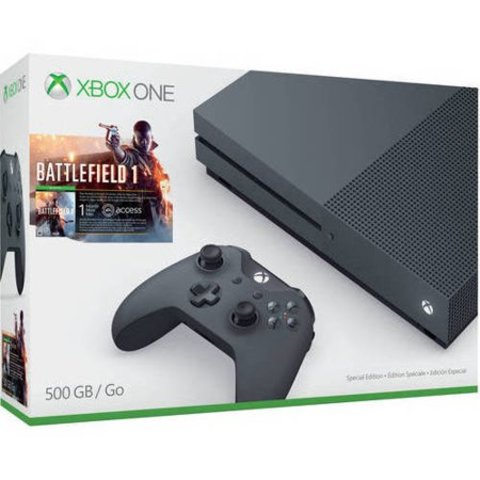 XBOX One is released