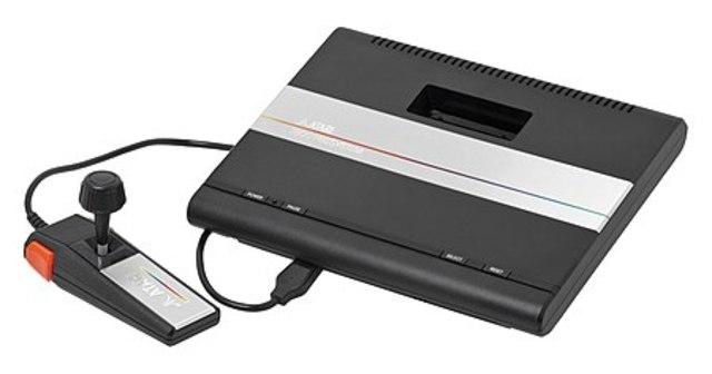 Atari 7800 released