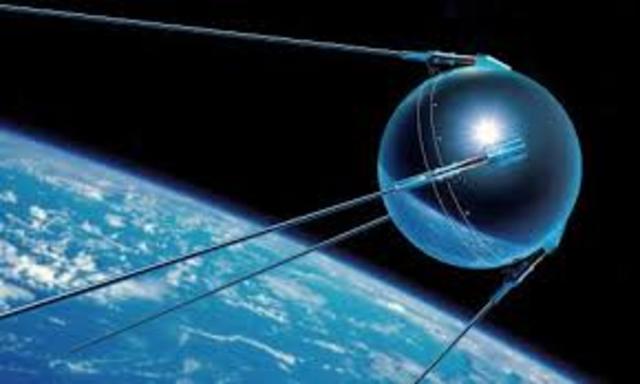 Sputnik 1 / Primer satélite del mundo