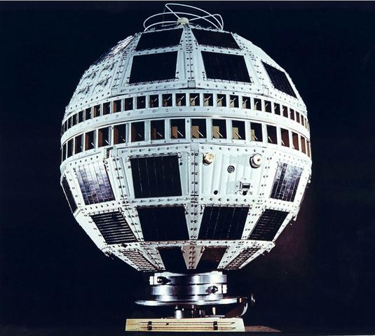 Telstar 1 / Primer satélite activo