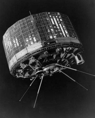 Syncom 1 / Primer intento de satélite geoestacionario