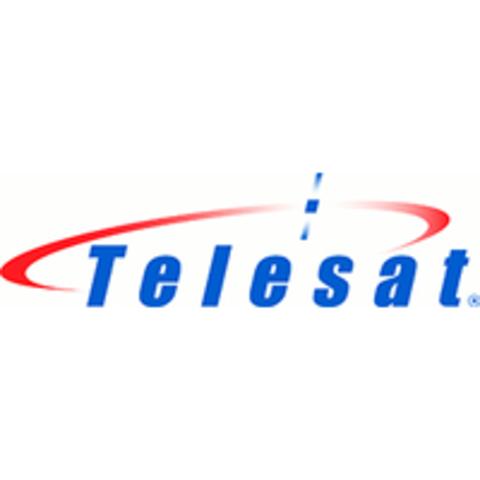 Dos satélites en una órbita / Telesat