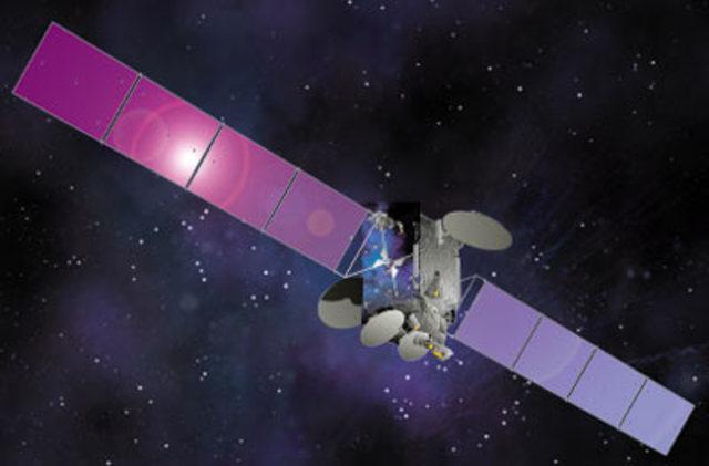 Telstar 11N / Primer satélite con banda Ku de gran cobertura