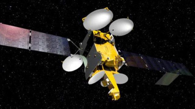 Telstar 12V / Primer satélite con haces de luz y haces de anchos