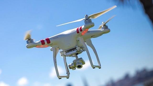 Drones Conectados a Internet