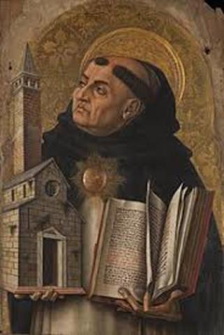 Tomás de Aquino.