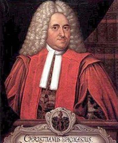 Thomasius Christian