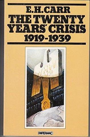 E.H. Carr: A húszéves válság