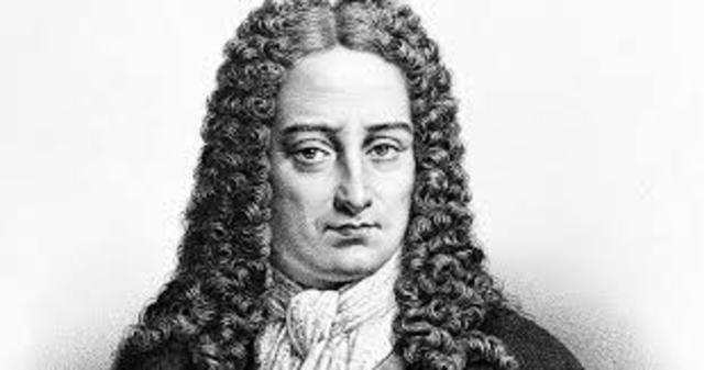 Leibniz Gottfriend.