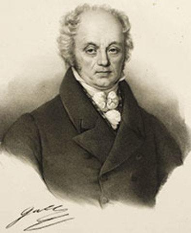 Franz Joseph Gall.