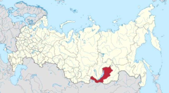 Pyotr Beketov, a Russian explorer, became the first to discover Buryatia.