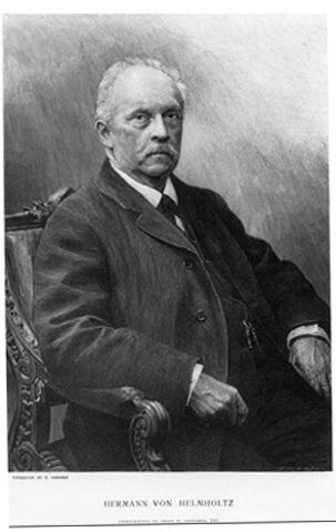Hermann Ludwig von Helmholtz