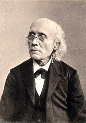 Gustav Fechner.