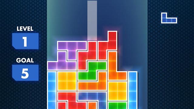 Tetris is created