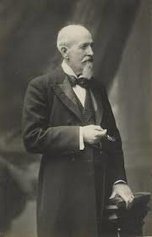 Charles Edwuard Spearman.