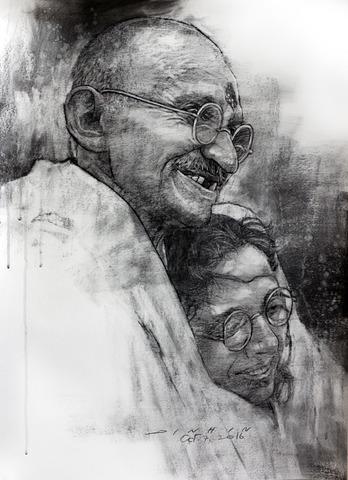 Mohandas Gandhi Is Born