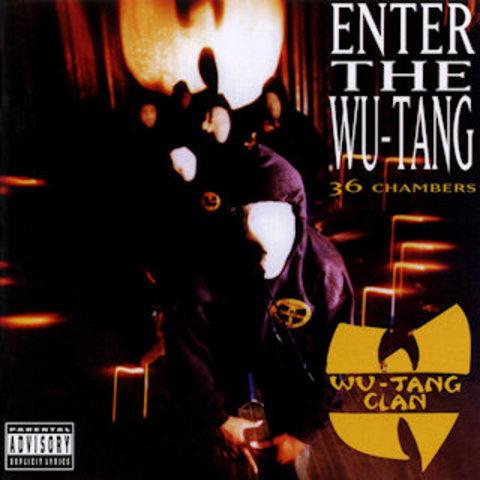 Wu-Tang Clan - Enter The 36 Chambers