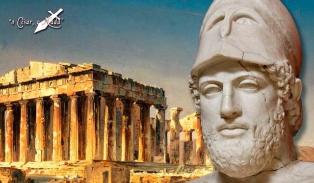 El siglo de Pericles.