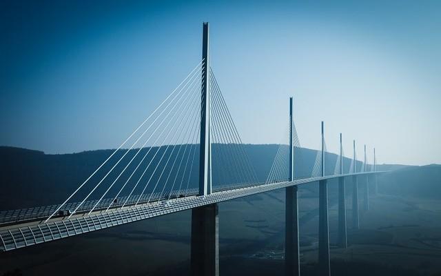Viaduc de Millau / NORMAN FOSTER