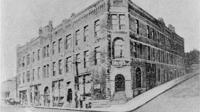 University of Kansas School of Medicine founded