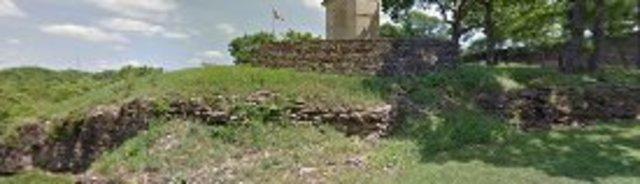 KU SoM site on Goat Hill is razed.