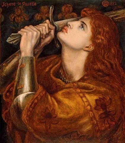 Francia revive con Juana de Arco