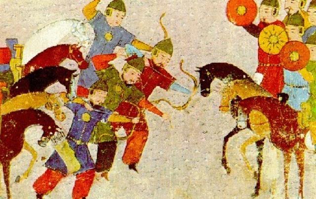 Iván III expulsa de Rusia a los mongoles