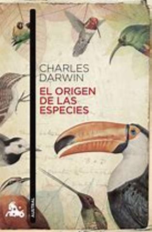 Darwin y el origen de las especies.