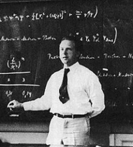 Principio de Incertidumbre; Werner