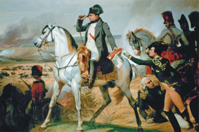 Las Guerras Napoleónicas interrumpieron el avance de la ciencia