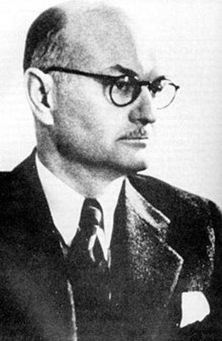 Edward C. Tolman (1886-1959)