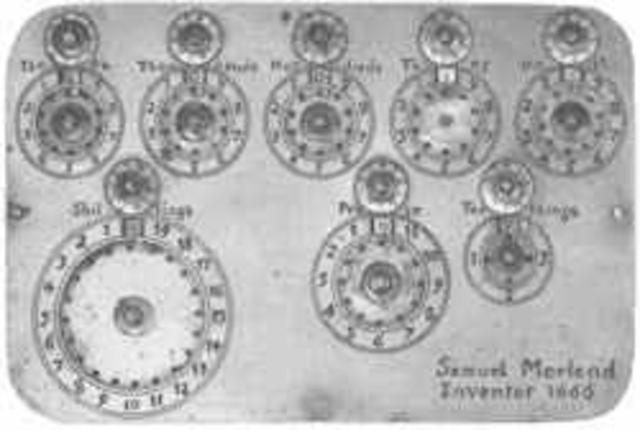 multiplication machine