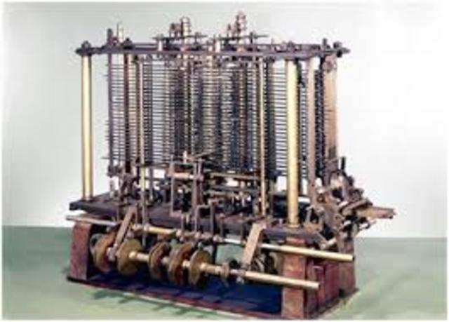 1st Analytical Machine