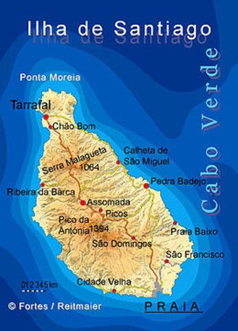 Santiago de Cabo Verde
