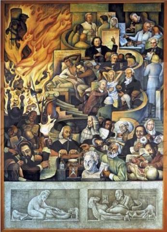 Diego Rivera y la medicina