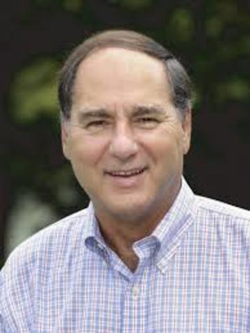 Dr. Gilbert Greenwald named second DMTF Professor