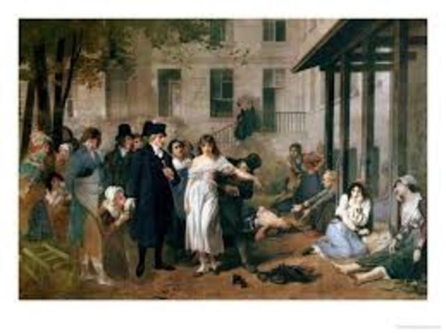 Phillippe Pinel (1745-1826).
