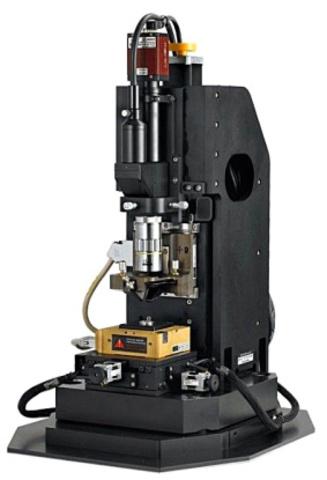 Microscopio de fuerza atómica