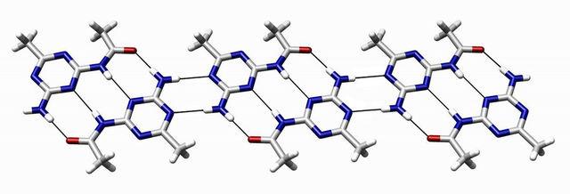 Auto-ensamblaje molecular.