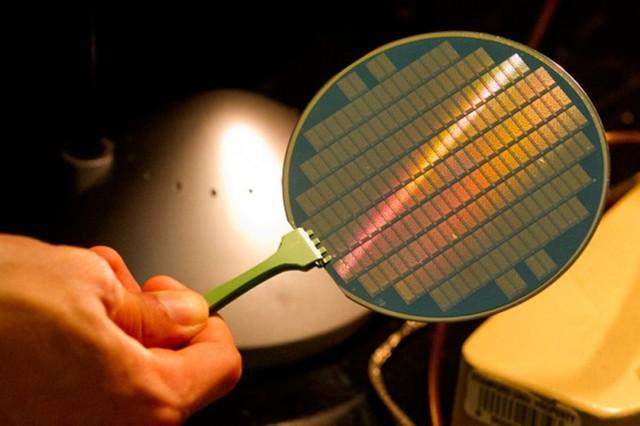 Computadora de nanotubos de carbono