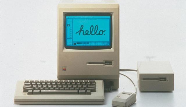 Primera computadora Mac