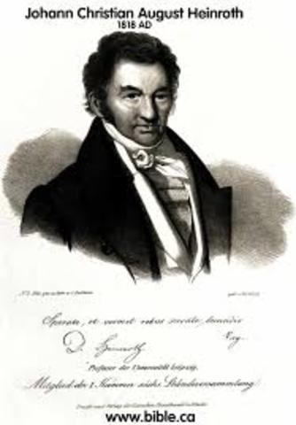 Johann Christian Heinroth (1773-1843)