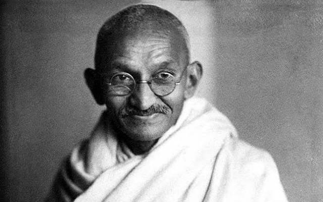Gandhi Dies