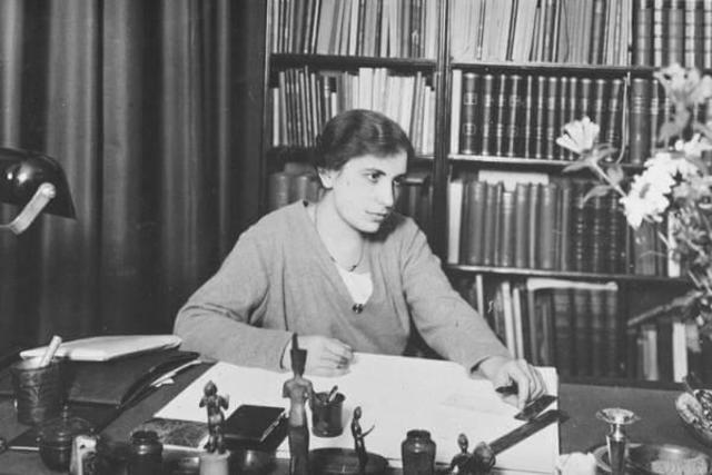 Ana Freud (1965)