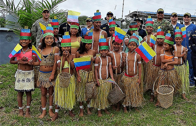 El pueblo indígena inga