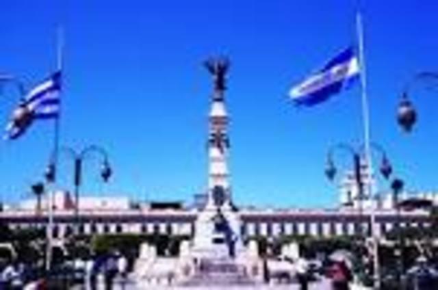 Independencia El Salvador
